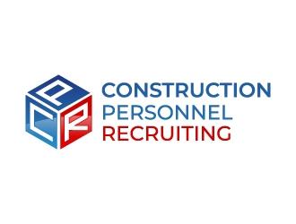 Construction Personnel Recruiting logo design winner