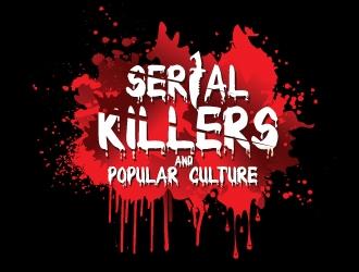 serial killers and popular culture logo design winner