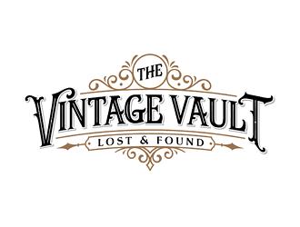 The Vintage Vault logo design winner