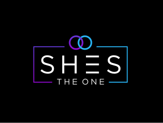 Shes The One logo design