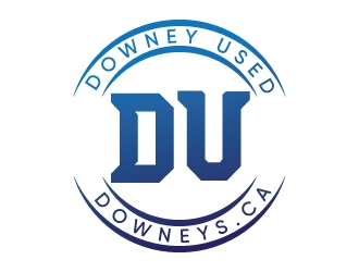 Downey Ford Saint John logo design