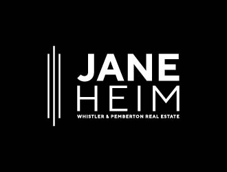 Jane Heim - Whistler & Pemberton Real Estate logo design
