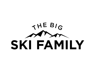 The Big Ski Family logo design