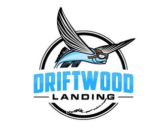 Flying Fish logo design