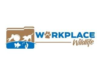 Workplace Wildlife logo design
