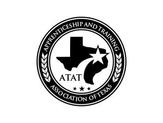 Apprenticeship and Training Association of Texas (ATAT) logo design