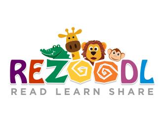 REZOODL logo design