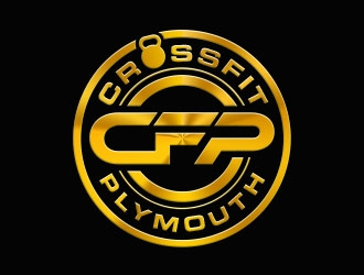 CrossFit Plymouth logo design