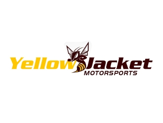 Yellow Jacket Motorsports logo design