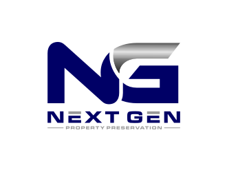 Next Gen Property Preservation logo design
