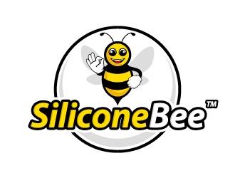 SiliconeBee logo design