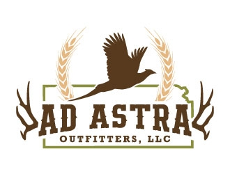 Ad Astra Outfitters, LLC logo design
