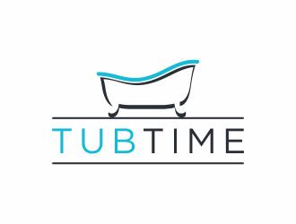 TubTime logo design winner