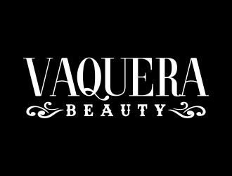 Vaquera Beauty logo design