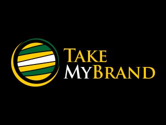 Take My Brand logo design