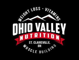 Ohio Valley Nutrition logo design