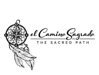 El Camino Sagrado logo design