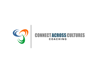 Connect Across Cultures logo design winner