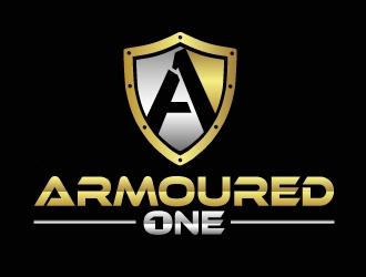 Armoured one logo design winner