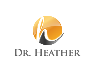 Dr Heather logo design