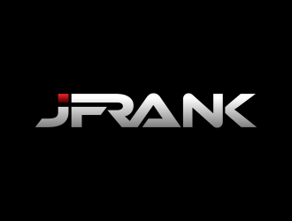 JFrank logo design