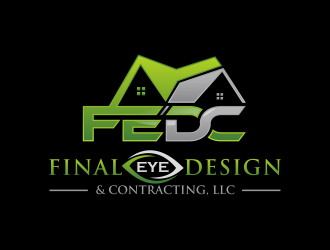 Final Eye Design & Contracting, LLC logo design
