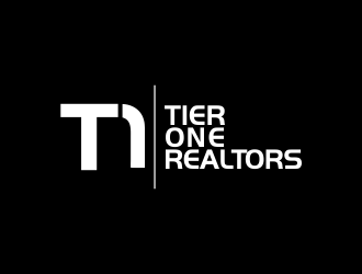 Tier One Realtors logo design