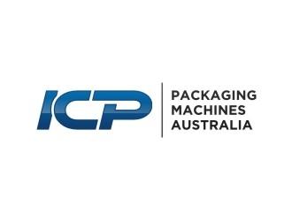 ICP Packaging Machines Australia logo design