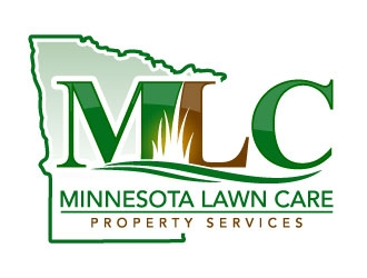 Minnesota Lawn Care logo design