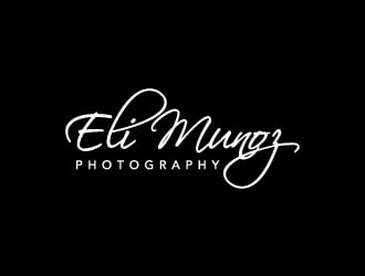 Eli Munoz Photography logo design