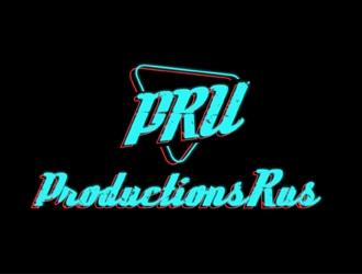 ProductionsRus logo design