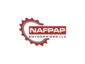 Nafpap Enterprises LLC logo design