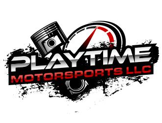 Playtime Motorsports LLC logo design