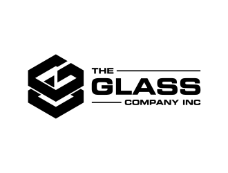 The Glass Company, Inc. logo design