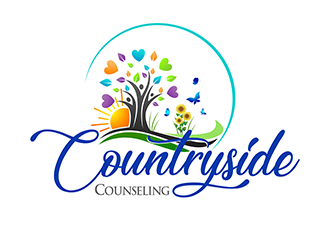 Countryside Counseling logo design