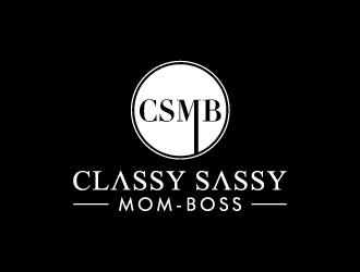 Classy Sassy Mom-Boss logo design