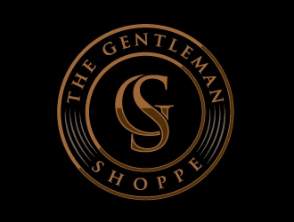 The Gentleman Shoppe logo design