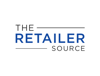 The Retailer Source logo design