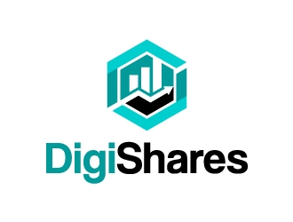 DigiShares logo design
