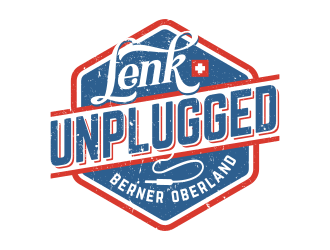 Lenk Unplugged logo design