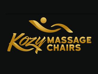 KozyMassageChairs logo design winner