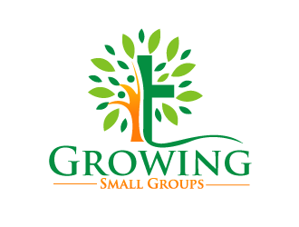 Growing Small Groups logo design