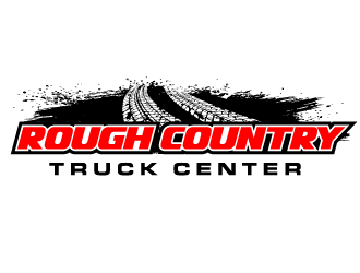 Rough Country Truck Center logo design