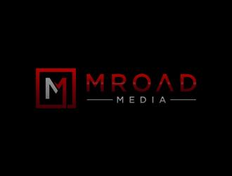 Mroad Media logo design