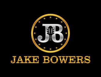 Jake Bowers logo design