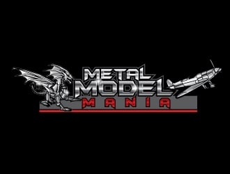 Metal Model Mania logo design