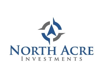 North Acre Investments logo design