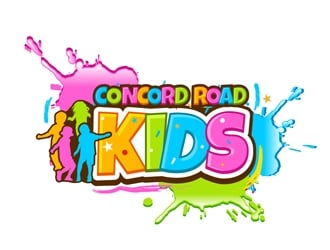 Concord Road Kids logo design