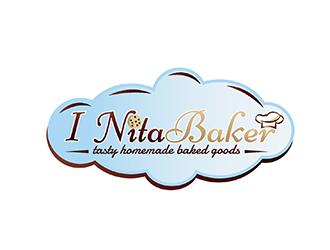 I Nita Baker logo design