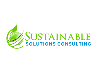 Sustainable Solutions Consulting logo design